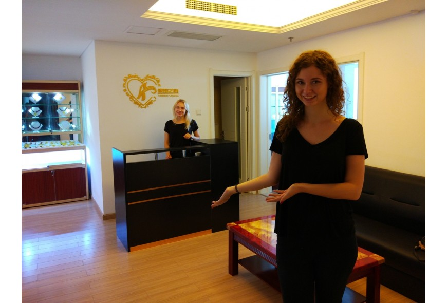 Main Office in Tangshan Opened